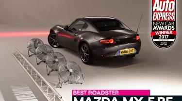 Roadster of the Year 2017 - Mazda MX-5 RF