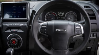 Isuzu D-Max Blade pick-up 2017