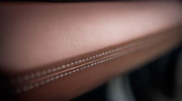 Mazda MX-5 - leather finish
