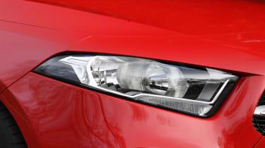 Mercedes A 180 SE - headlight
