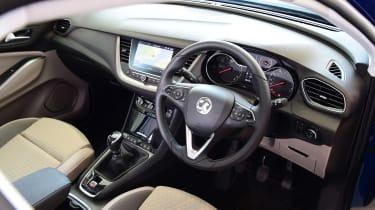 Vauxhall Grandland X - interior
