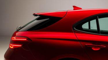 Genesis G70 Shooting Brake - rear profile
