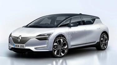Renault EV - front (watermarked)