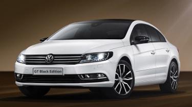 VW CC GT Black Edition