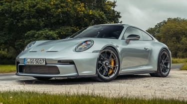 Porsche 911 GT3 Touring Package - front static