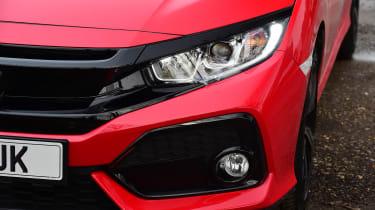 Honda Civic - front detail