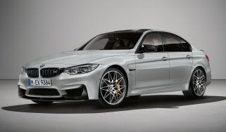 BMW M3 30 Jahre UK edition - front quarter