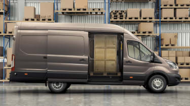 Van of the year - Ford Transit