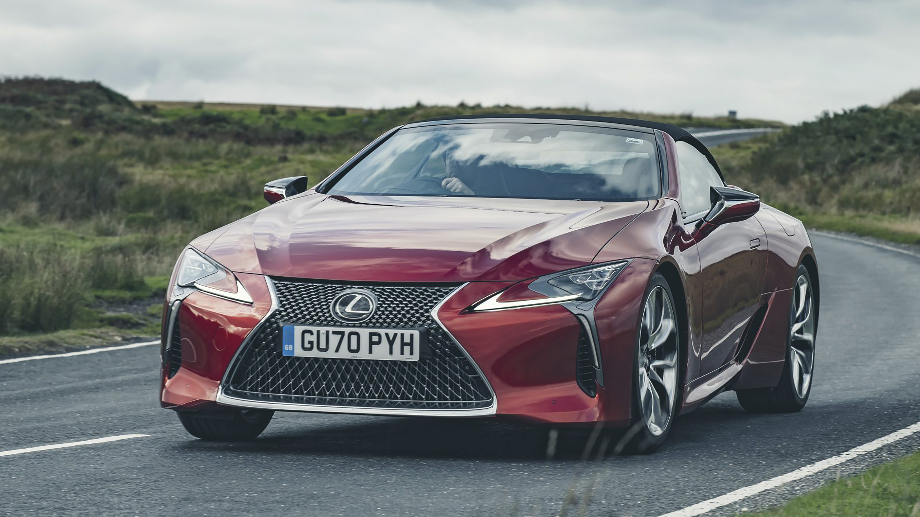 New 2020 Lexus Lc Convertible On Sale Now Auto Express