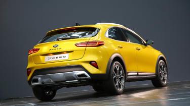Kia XCeed - rear