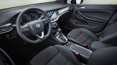Vauxhall Astra - dash