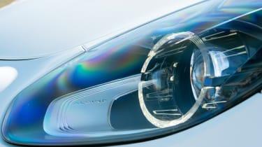 Alpine A110 Pure - headlight