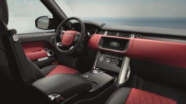 Range Rover MY2017 - SVAutobiography Dynamic interior