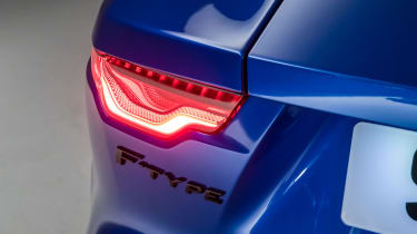 Jaguar F-Type - rearlight