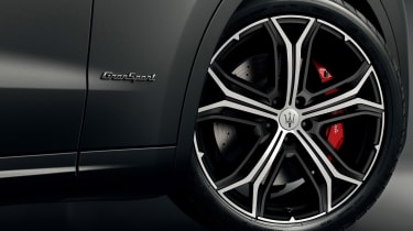 maserati levante vulcano alloy wheel