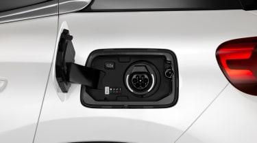 Citroen C5 Aircross Hybrid charging
