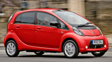 A to Z guide to electric cars - Citroen C-Zero