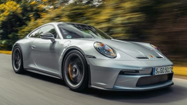 Porsche 911 GT3 Touring Package - front