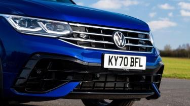 Volkswagen Tigun R - grille