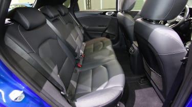 Kia Ceed - rear seats