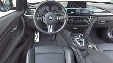 BMW M3 - dash