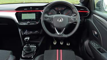 Vauxhall Corsa - dash