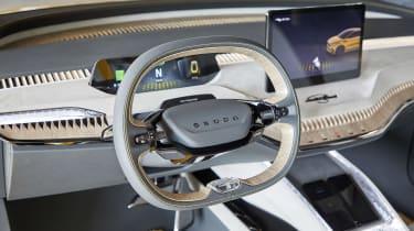 Skoda Vision iV concept - dash