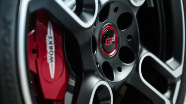 MINI John Cooper Works GP - wheel detail