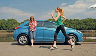 Hyundai i30 profile