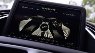 Aston Martin DB11 - screen