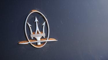 Maserati Levante - badge