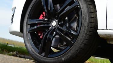 SEAT Ibiza Cupra 2016 - wheel