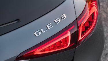 Mercedes-AMG GLE 53 - rear badge