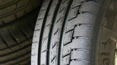 Summer tyre test 2021