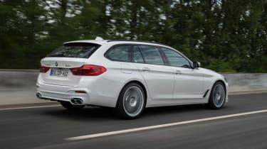 BMW Alpina D5 S Touring - rear