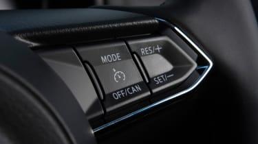 Mazda CX-5 2.2d Sport Nav - controls