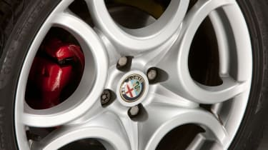Alfa Romeo MiTo wheel nuts