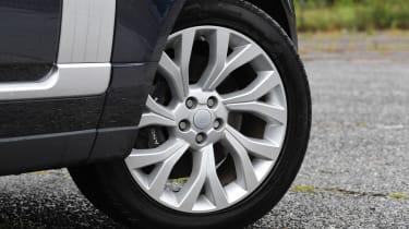 Range Rover - wheel
