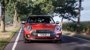 MINI Clubman - front tracking