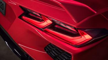 Chevrolet Corvette - rear lights
