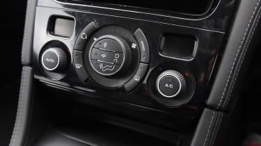 Used Peugeot RCZ - centre console