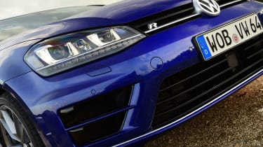 Aggressive front end hints at the R's potential.