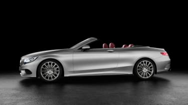 Mercedes S-Class Cabriolet 3