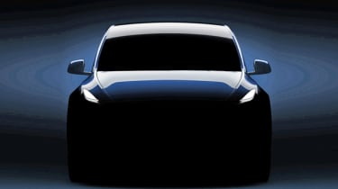 Tesla Model Y teaser pic