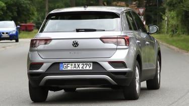 Volkswagen T-Roc - spyshot 7