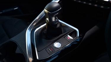 Peugeot 3008 - transmission