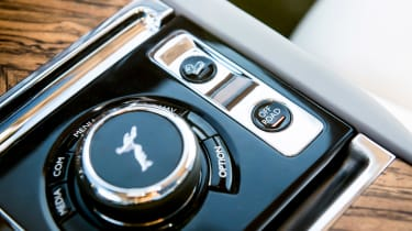 Rolls-Royce Cullinan - interior detail