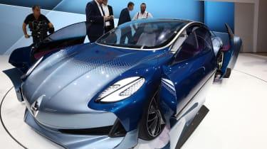 Borgward Isabella concept - Frankfurt front/side