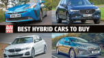 Best hybrid cars to buy - header
