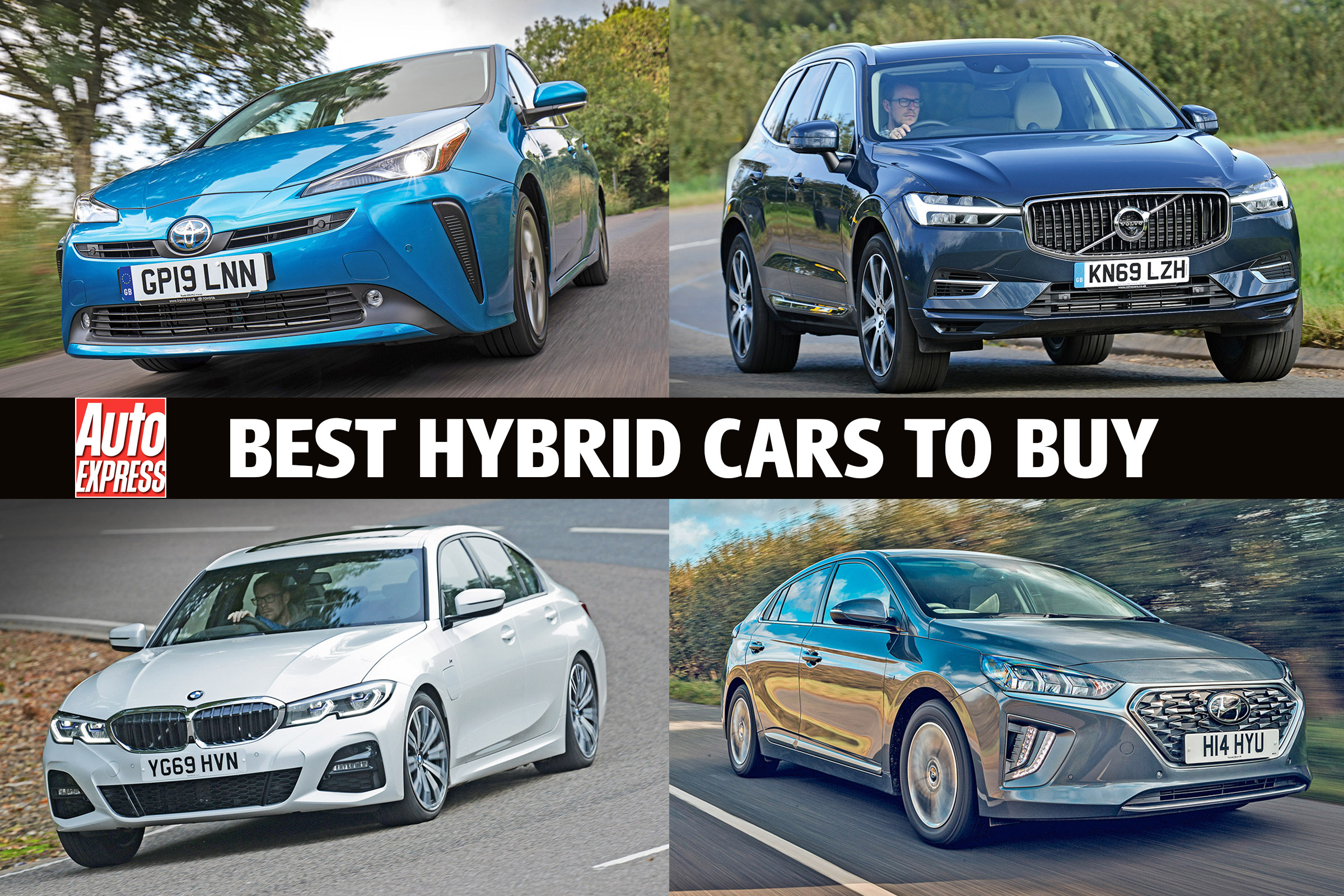 Best Hybrid Cars To Buy 2020 Auto Express